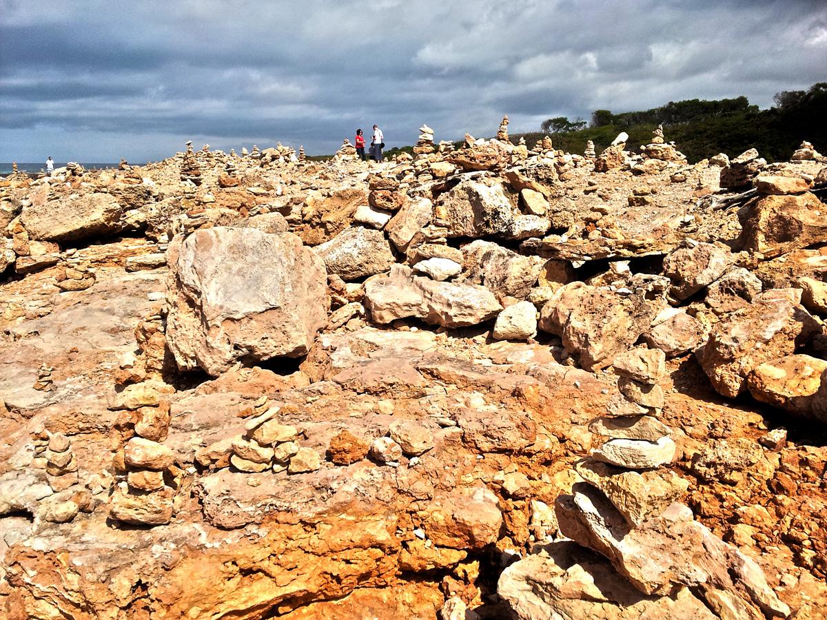 Cap de Salines, der südlichste Punkt der Insel