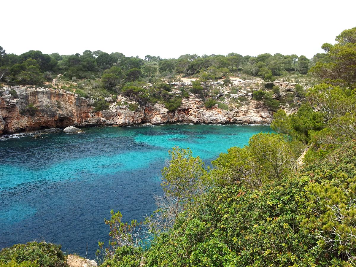 Bucht von Cala Pi