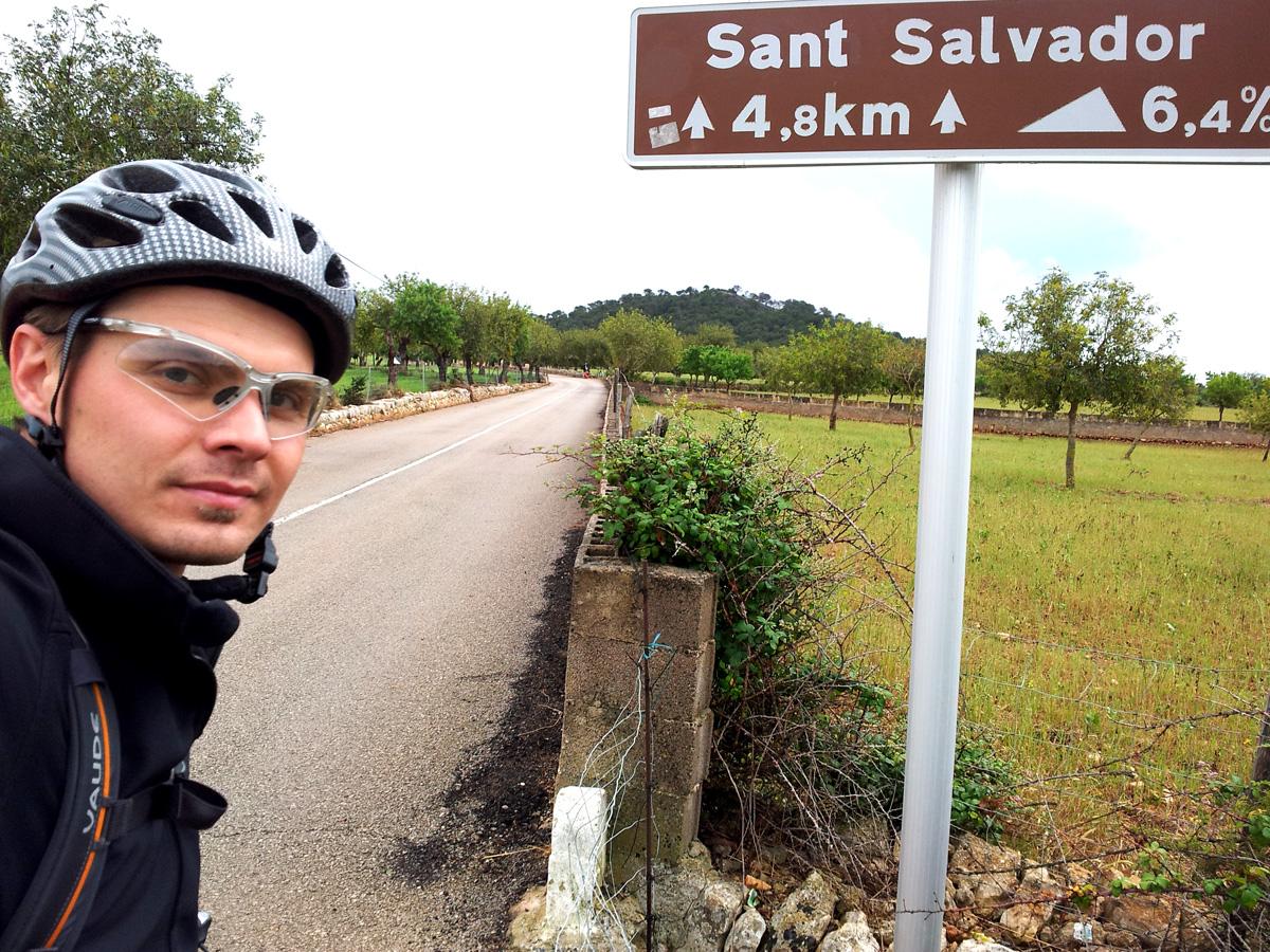 Es geht los! Das Wetter wird besser, die Spannung steigt, San Salvador wartet!