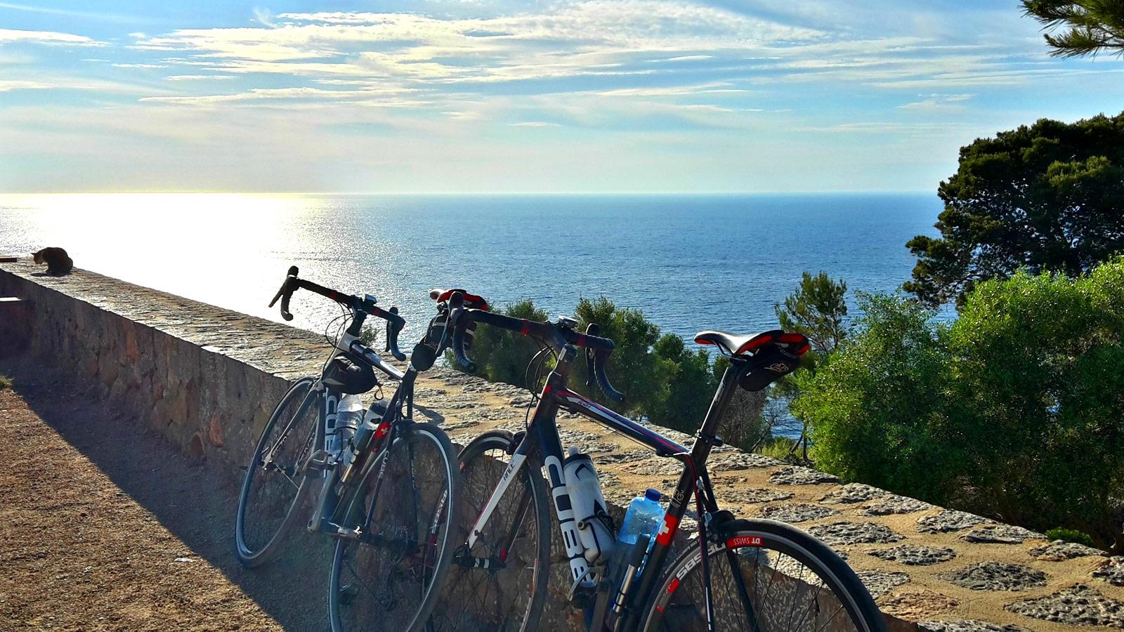Mallorca mit dem Rennrad