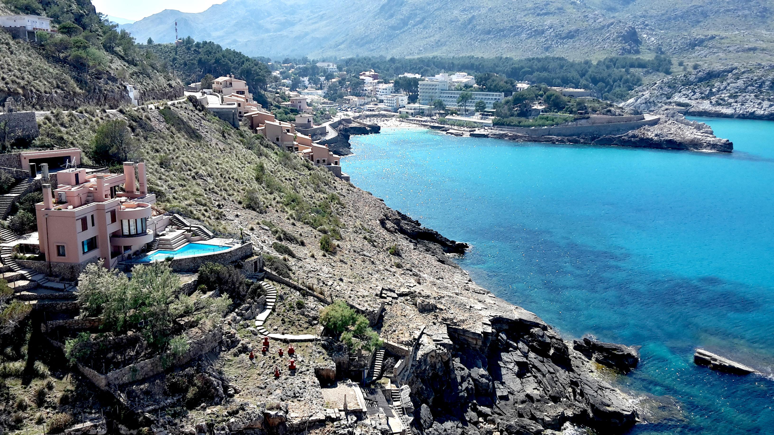 Mallorca Rennrad Tag 5 Cala St Vicenc